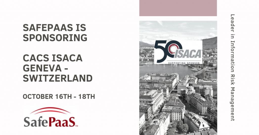 CACS ISACA Geneva Supporting Sponsor