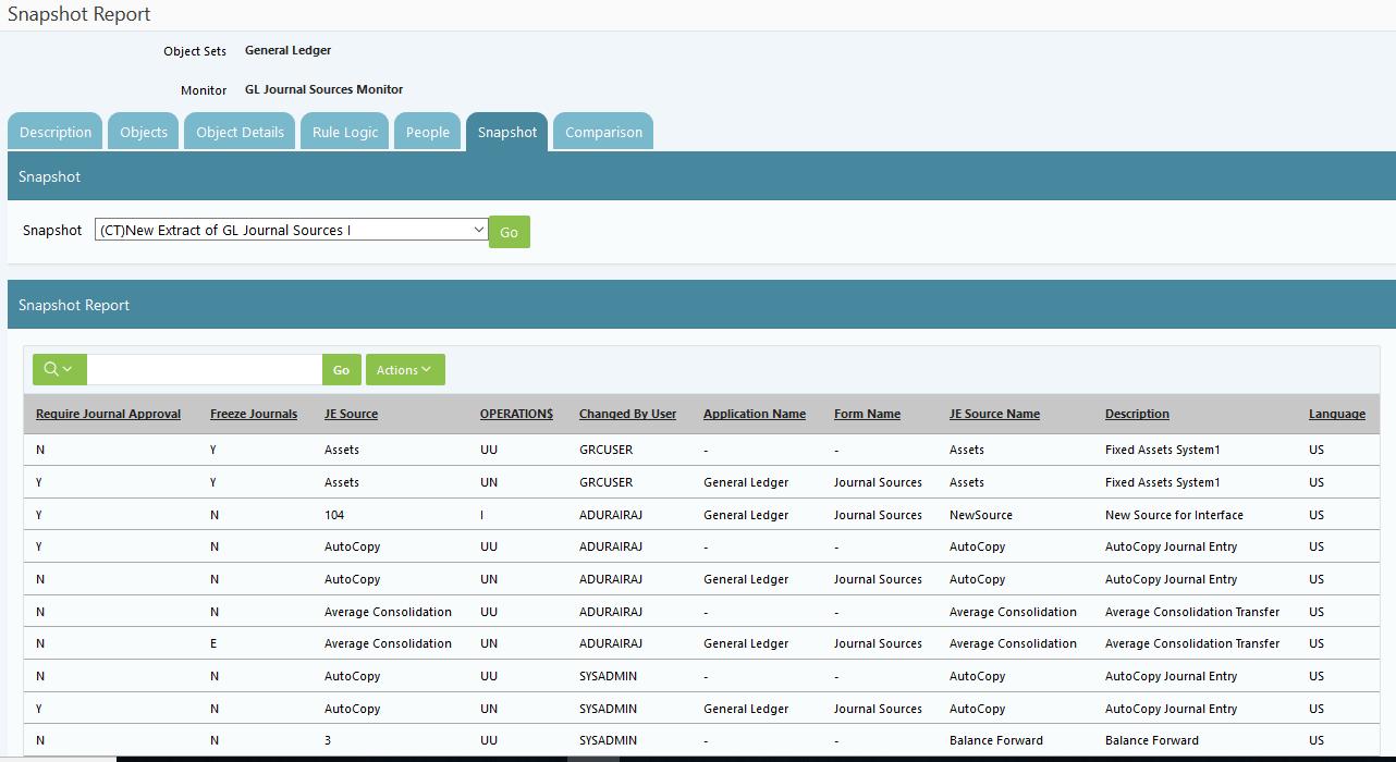 SafePaaS Configuration Monitor