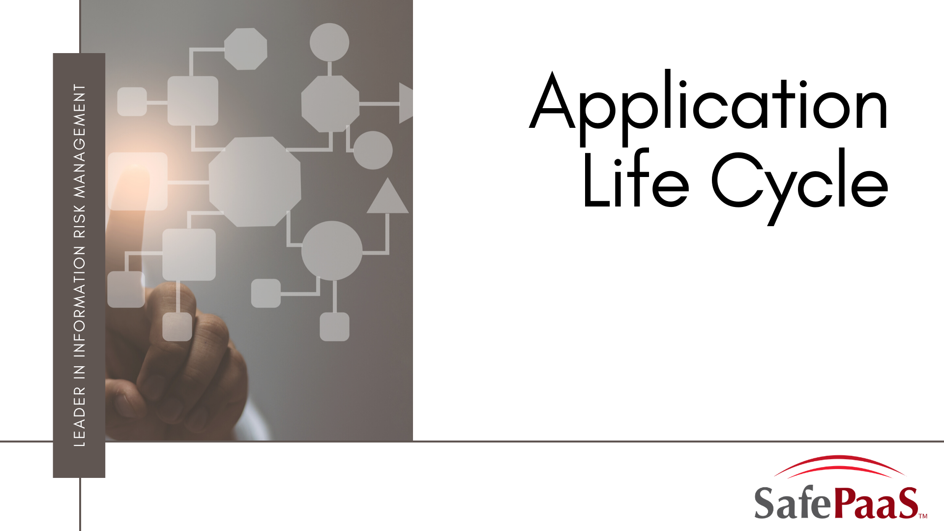 Application Life Cycle Infographic