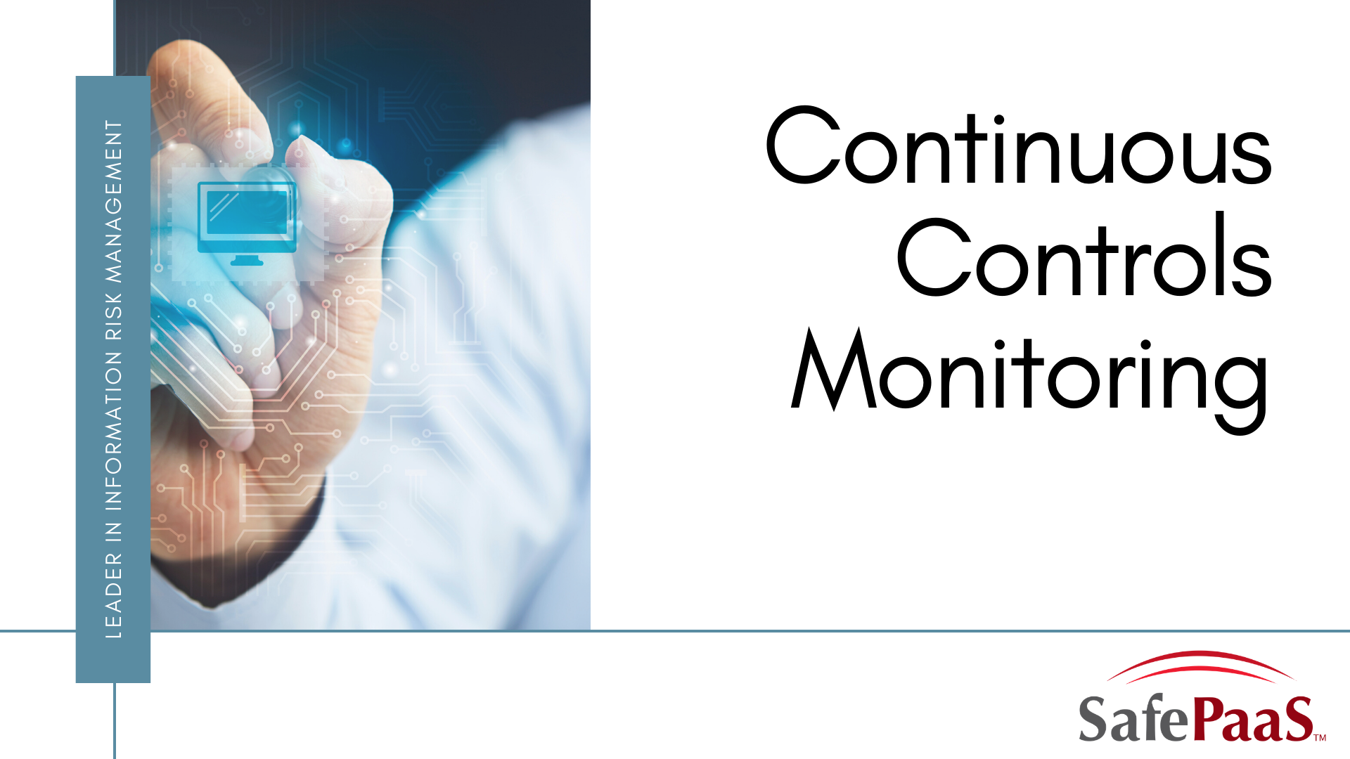 Continuous Controls Monitoring infographic