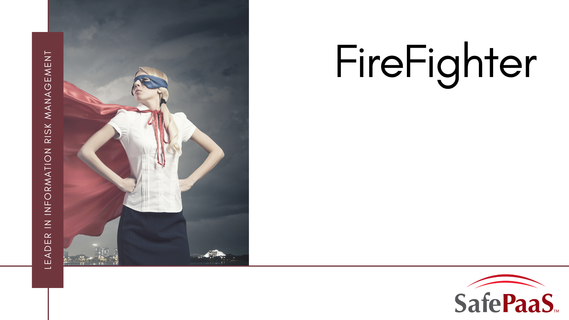 FireFighter infographic