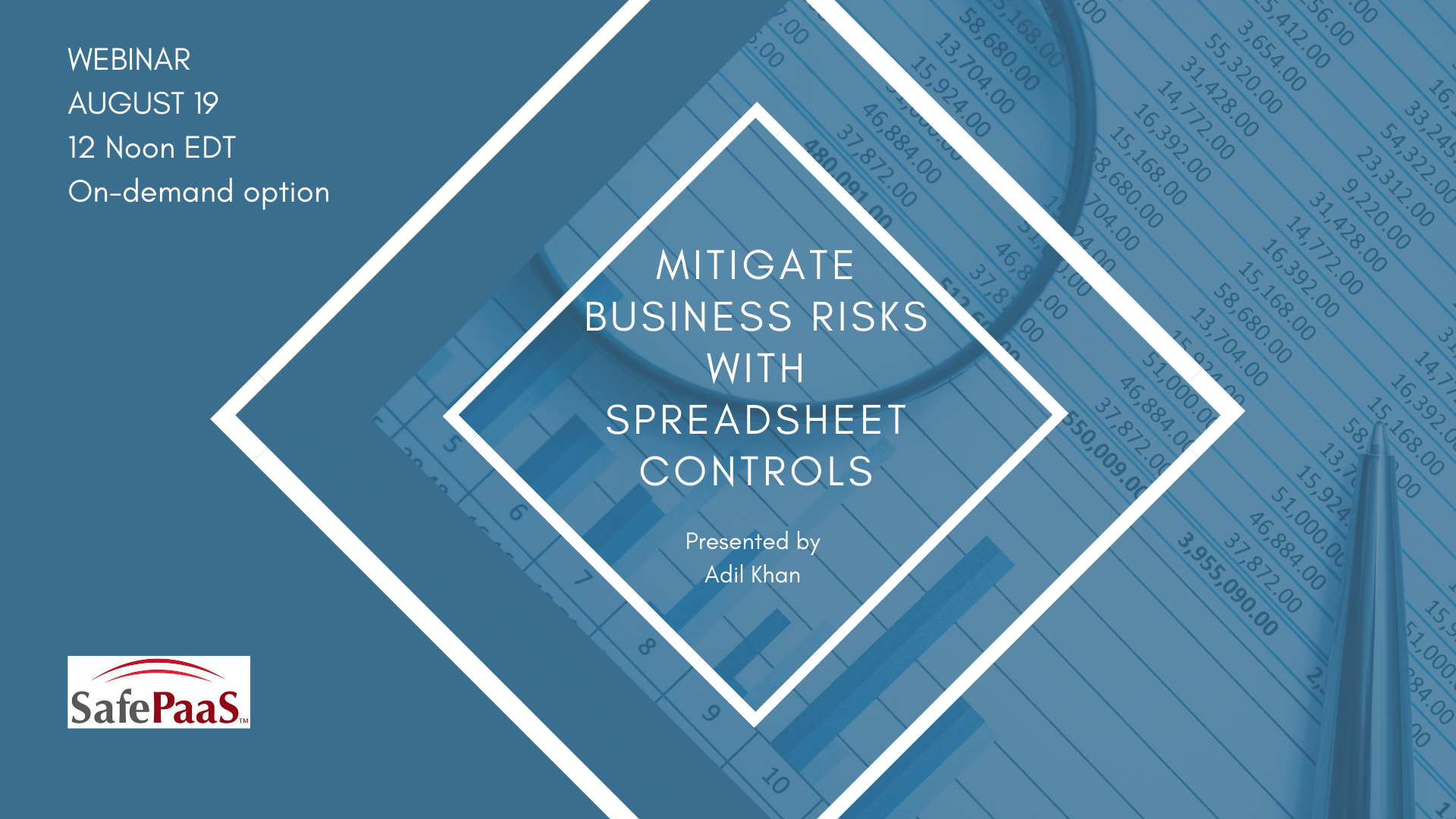 Control spreadsheet risk