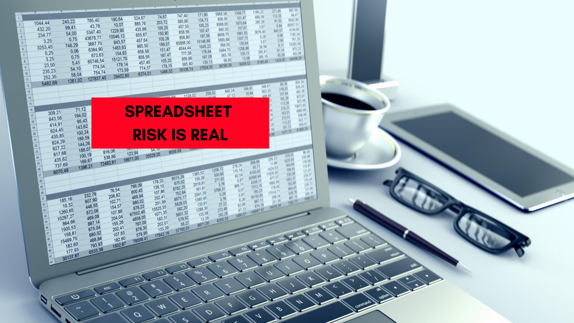 Mitigate risk with spreadsheet controls