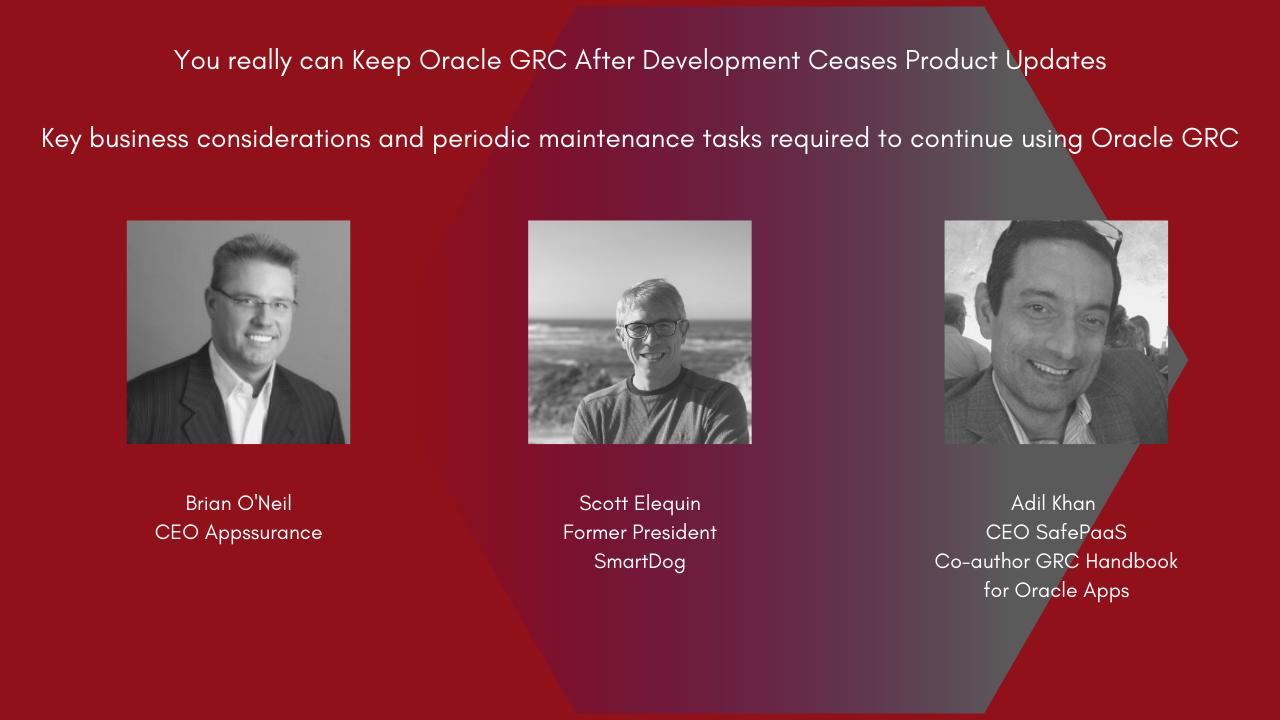 Keep GRC webinar
