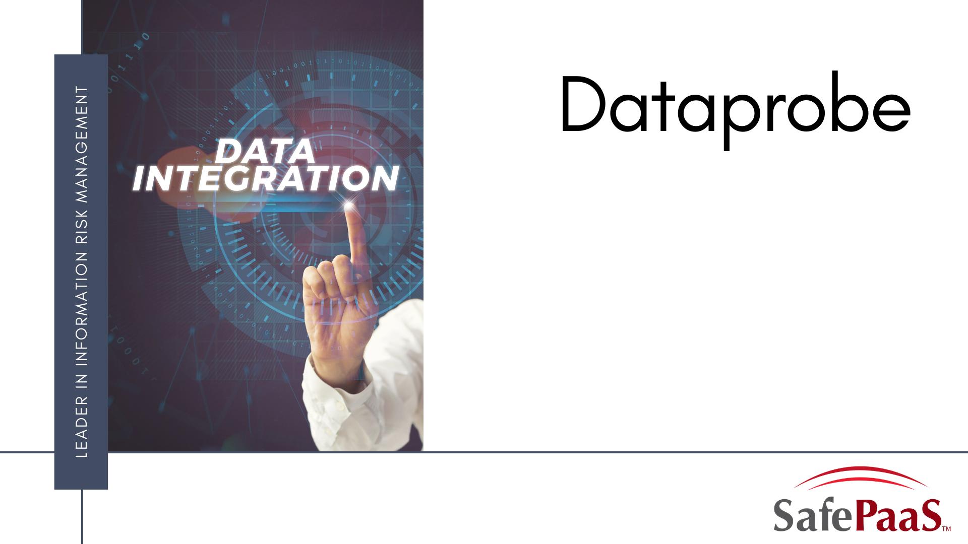 Secure Data integration