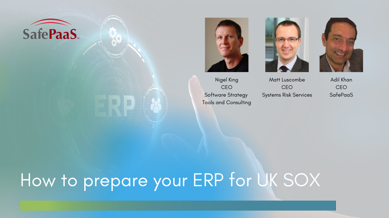 UK SOX ERP
